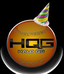 Les logos Halo QG Haloqg16
