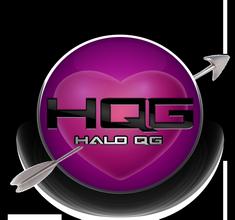 Les logos Halo QG Haloqg18