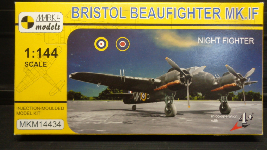 BRISTOL BEAUFIGHTER MK. 1F MARK I Models Dsc04943