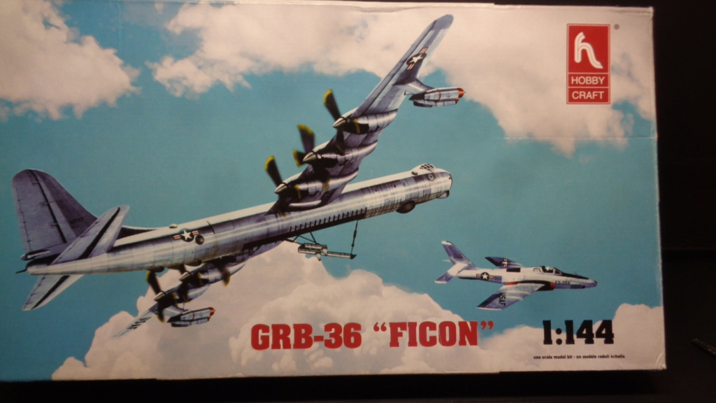 "CONVAIR GRB-36 ""Ficon"" HobyCraft Dsc04960"