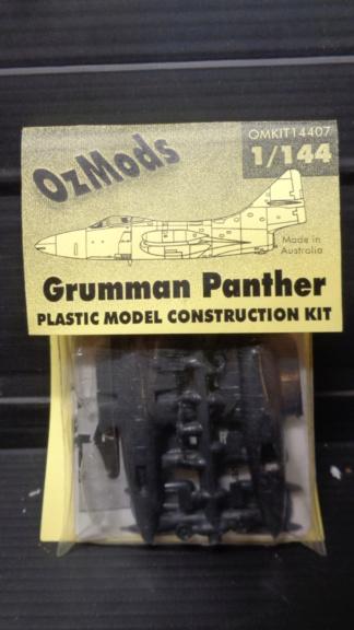 [OZ MODS] GRUMMAN F 9 F PANTHER Réf OMKIT 14407 1/144ème Dsc05018