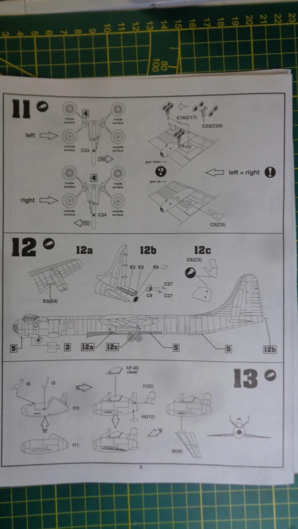 "CONVAIR GRB-36 ""Ficon"" HobyCraft Dsc05033"
