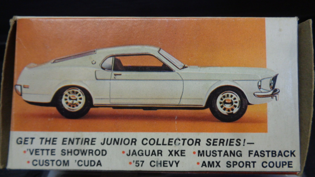 Mustang fast back 69 1/43 amt  Dsc05319