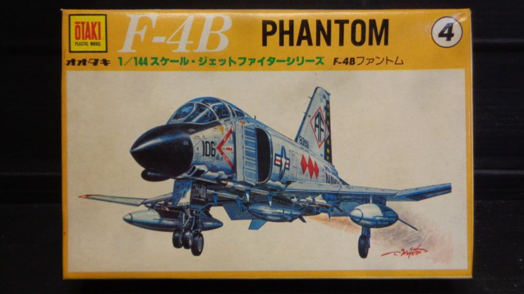 McDonnell Douglas F-4 B Phantom II Otaki 1/144 Dsc05724