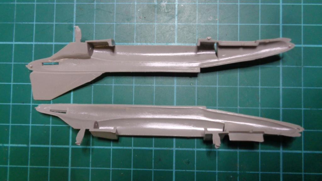 McDonnell Douglas F-4 B Phantom II Otaki 1/144 Dsc05729
