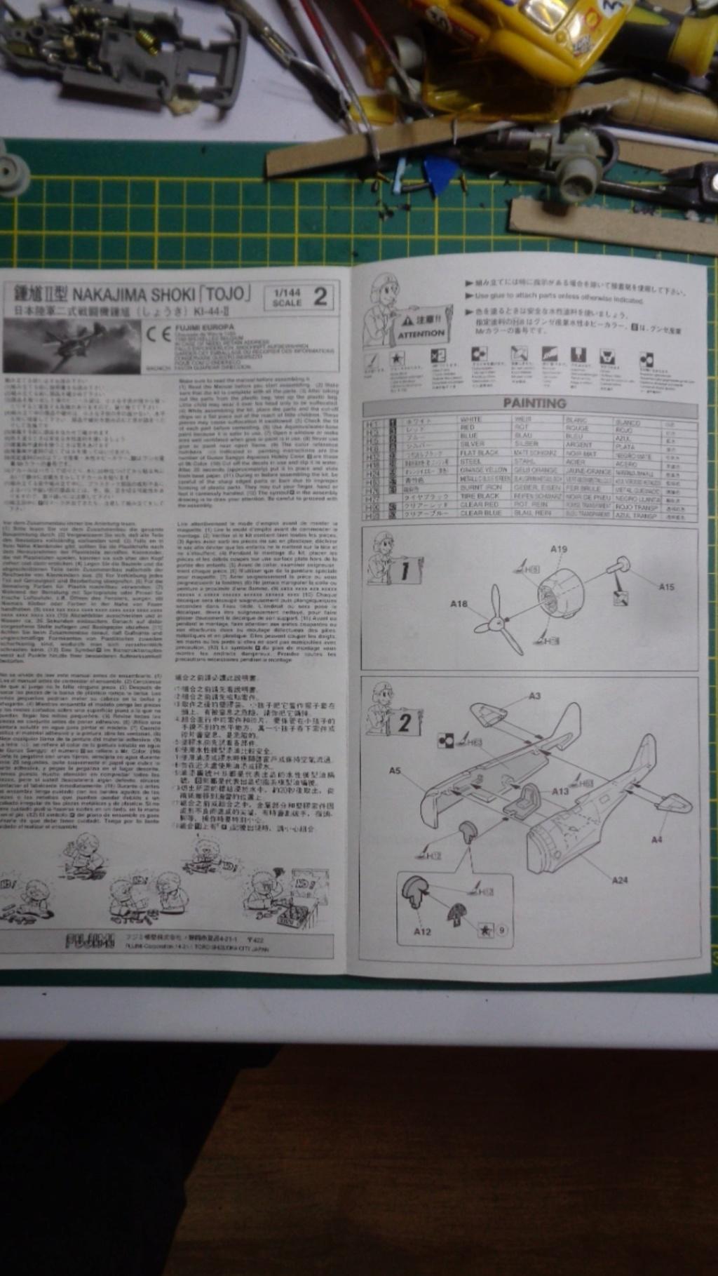 """FUJIMI. Mitusbishi """"Raiden"""" et NAKAJIMA """" shoki"""" Dsc05862"""