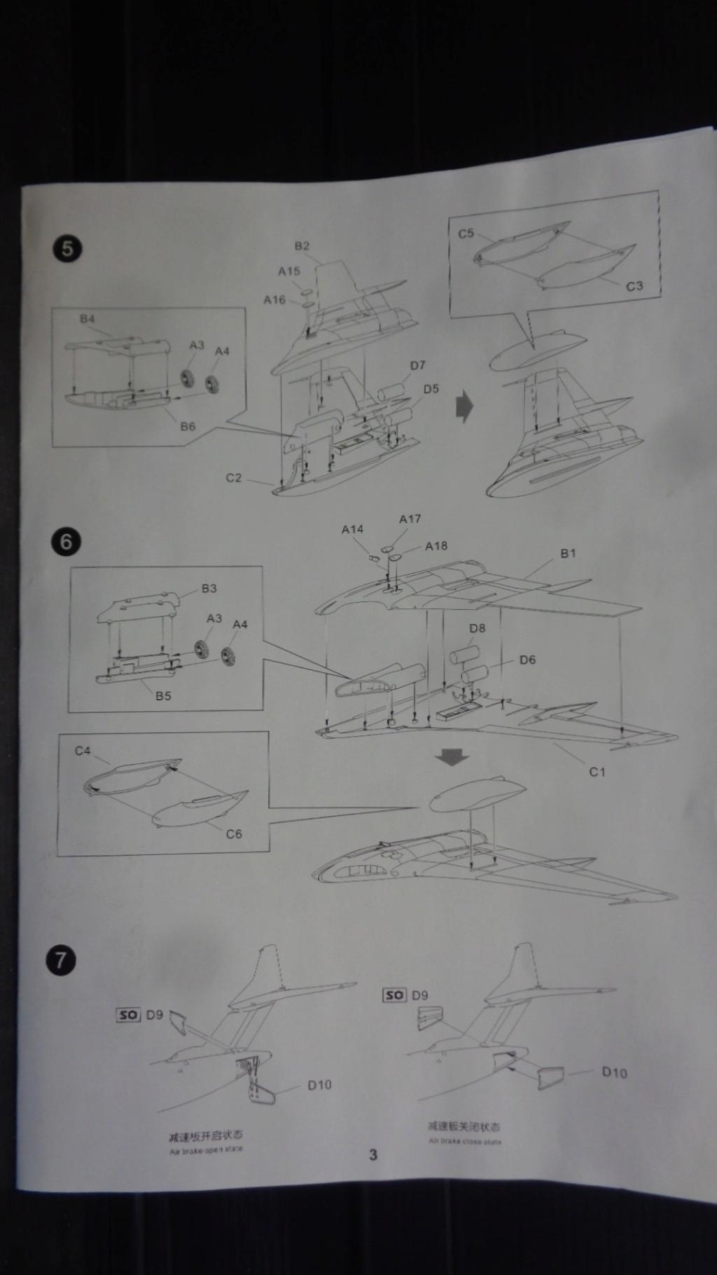 [GWH] Handley Page Victor B 2 - 1/144 Dsc06118