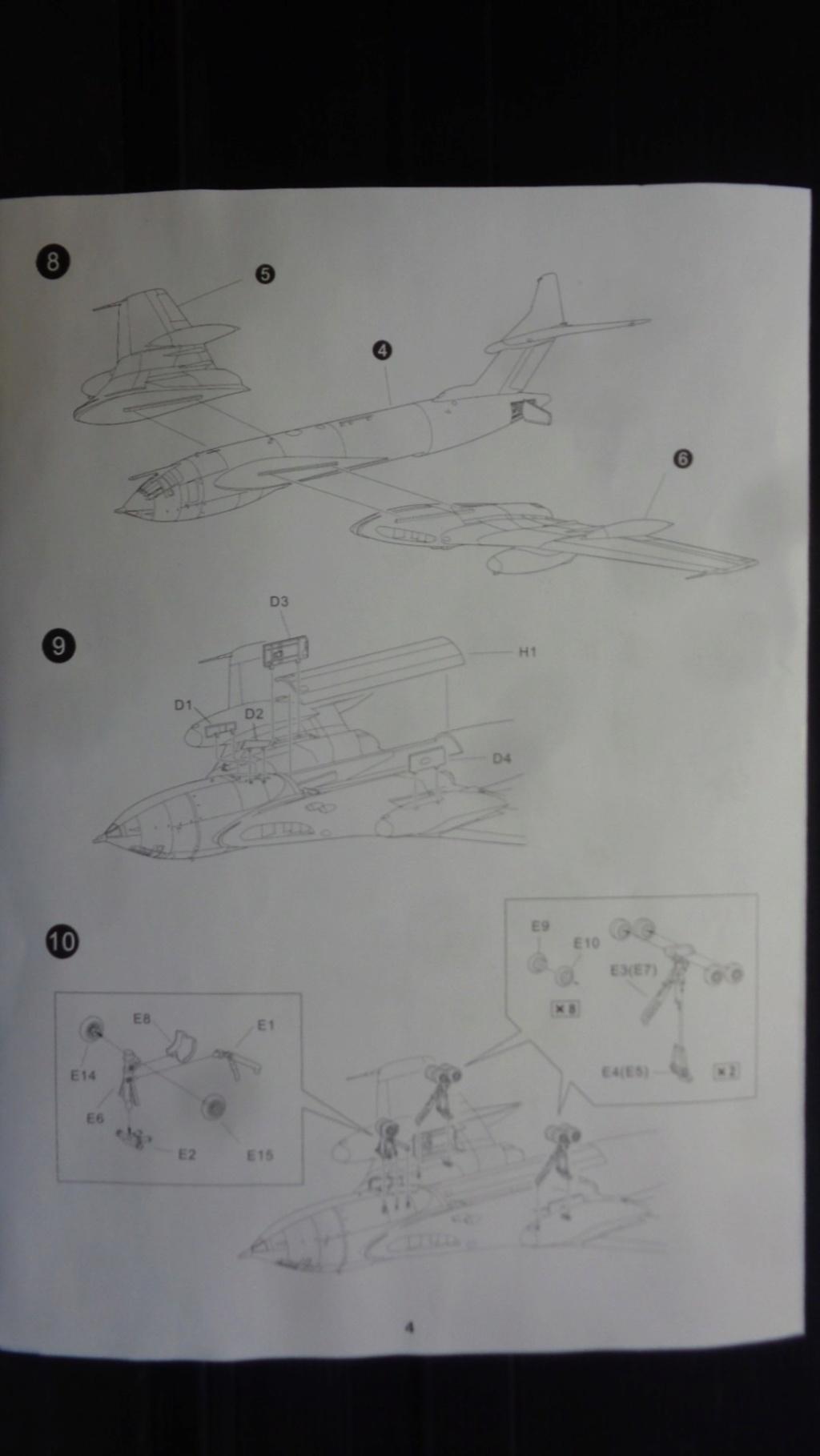 [GWH] Handley Page Victor B 2 - 1/144 Dsc06119