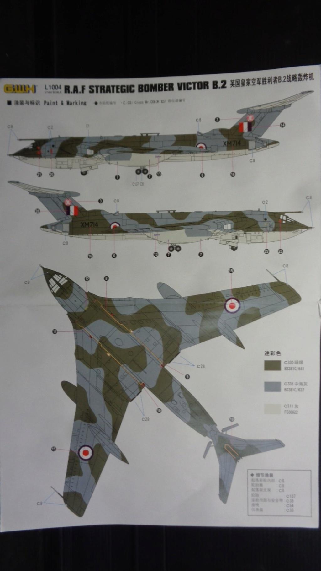 [GWH] Handley Page Victor B 2 - 1/144 Dsc06120