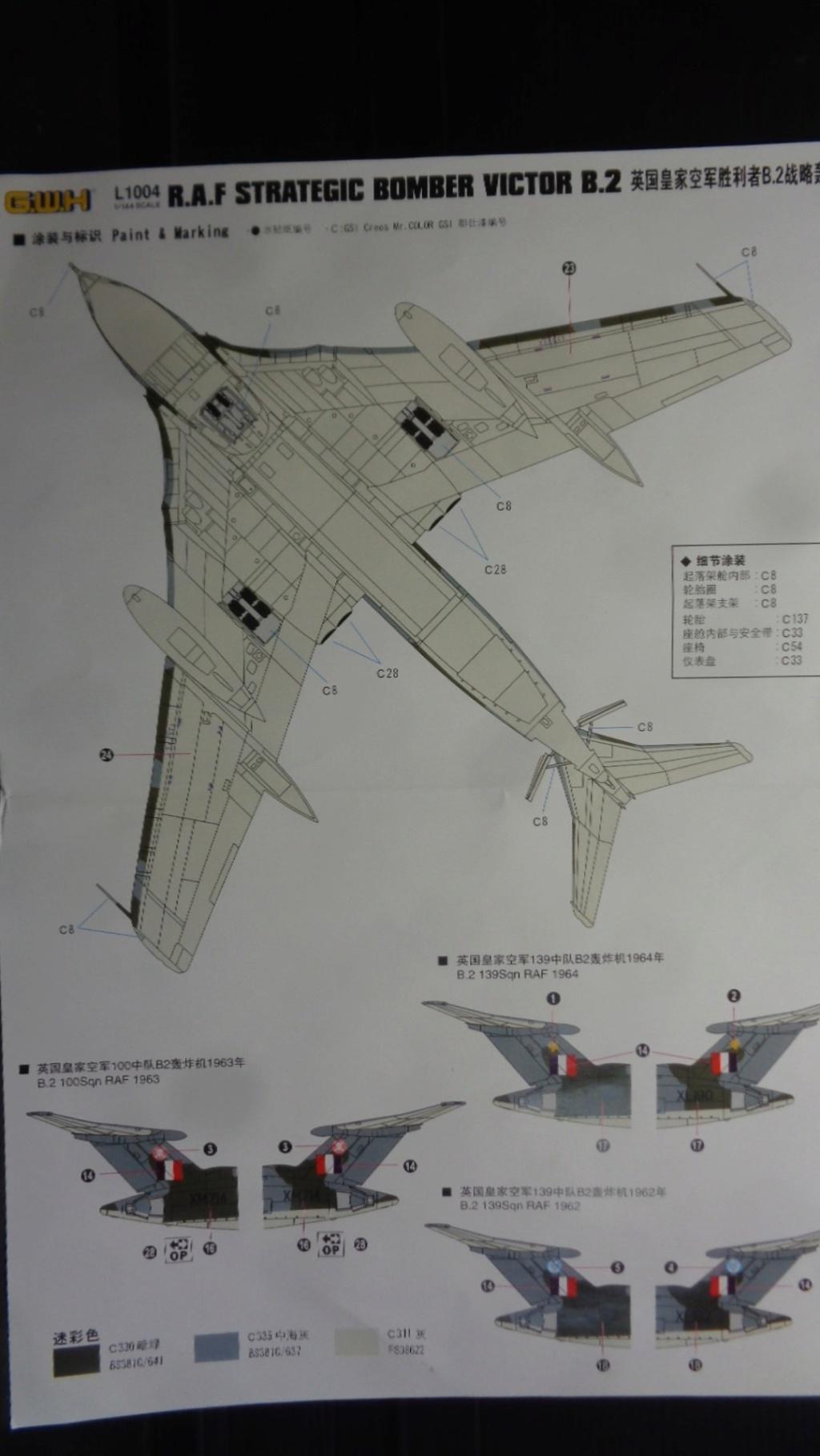 [GWH] Handley Page Victor B 2 - 1/144 Dsc06121