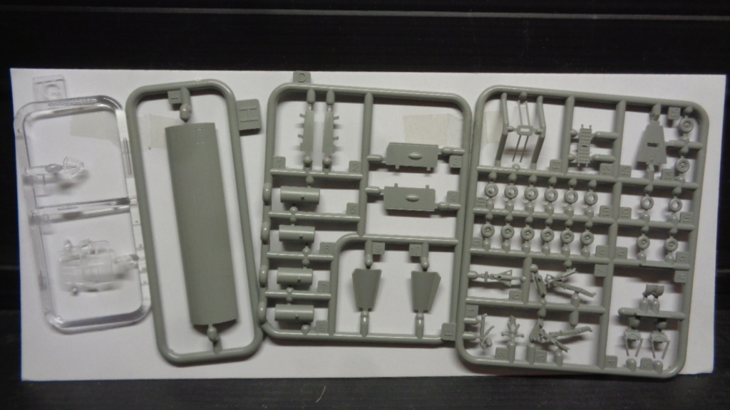 [GWH] Handley Page Victor B 2 - 1/144 Dsc06123