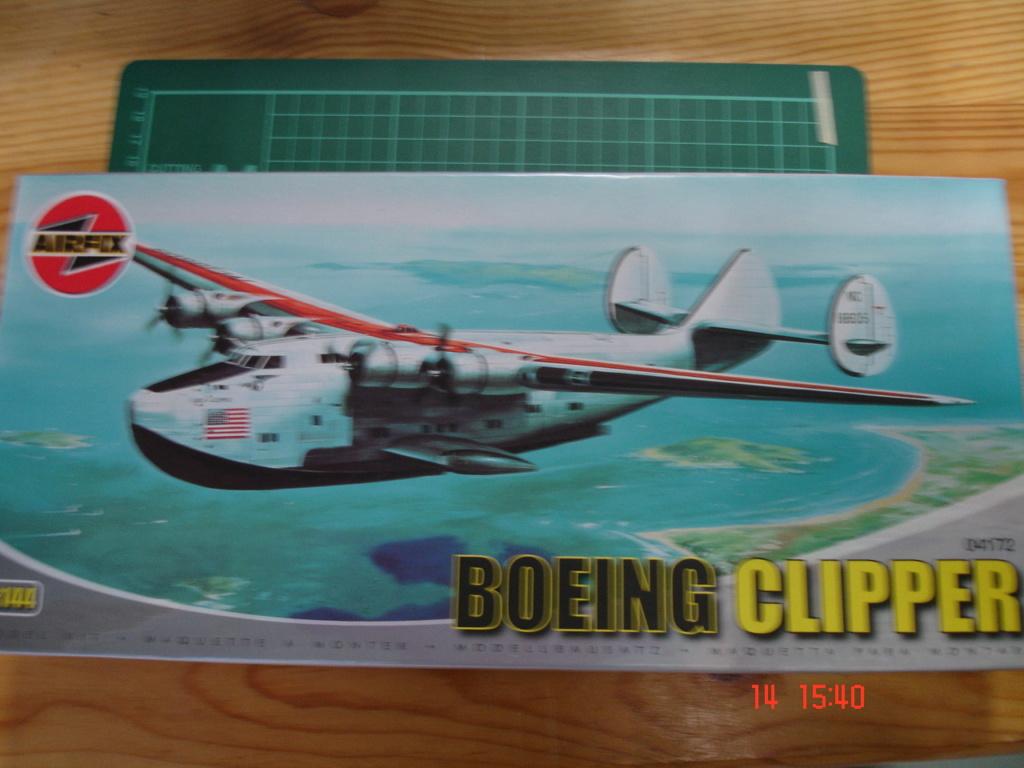 "[Minicraft] Boeing 314 ""Dixie Clipper"" NC18604 Dsc06610"
