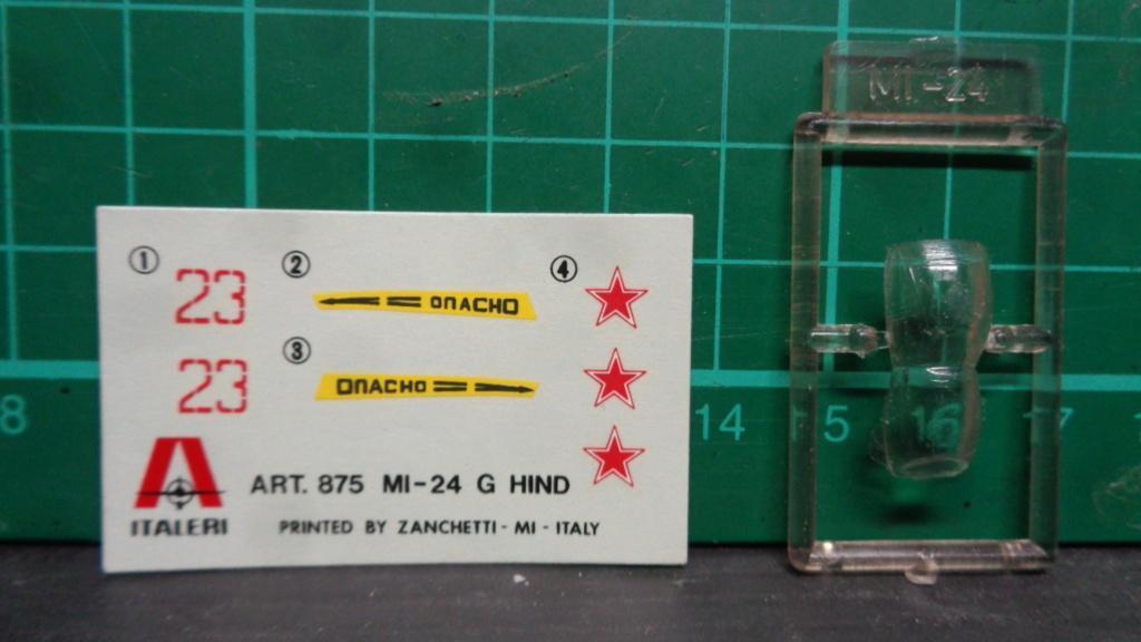 "MIL MI 24 G ""Hind"" 1/144 Dragon Italeri Dsc07089"