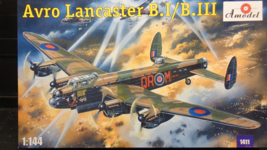 Avro 683 Lancaster B I et B III Dambuster A model 1/144 Dsc07117