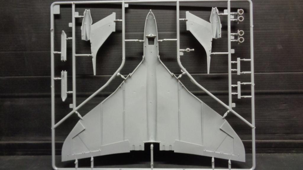 AVRO VULCAN B MK II Trumpeter 1/144 Dsc07614