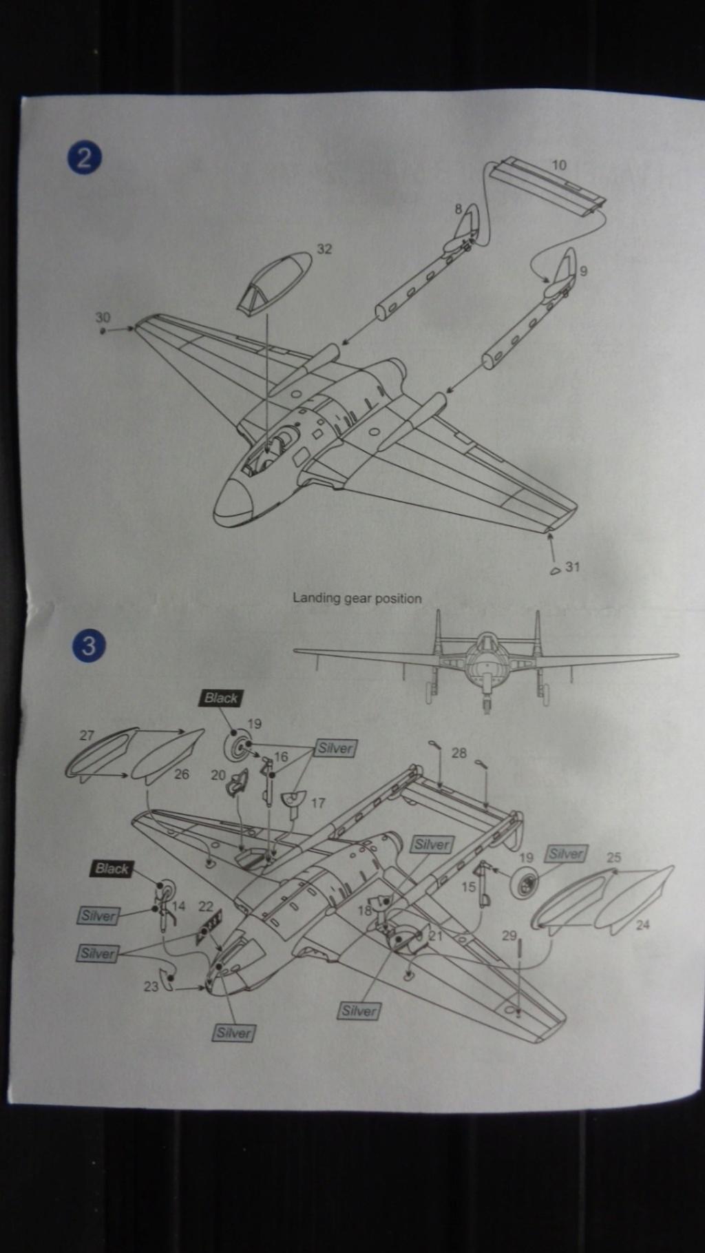 de Havilland Vampire FB.5/FB.51/FB.52A/Mk.6 Mark I Models 1:144 Dsc07631