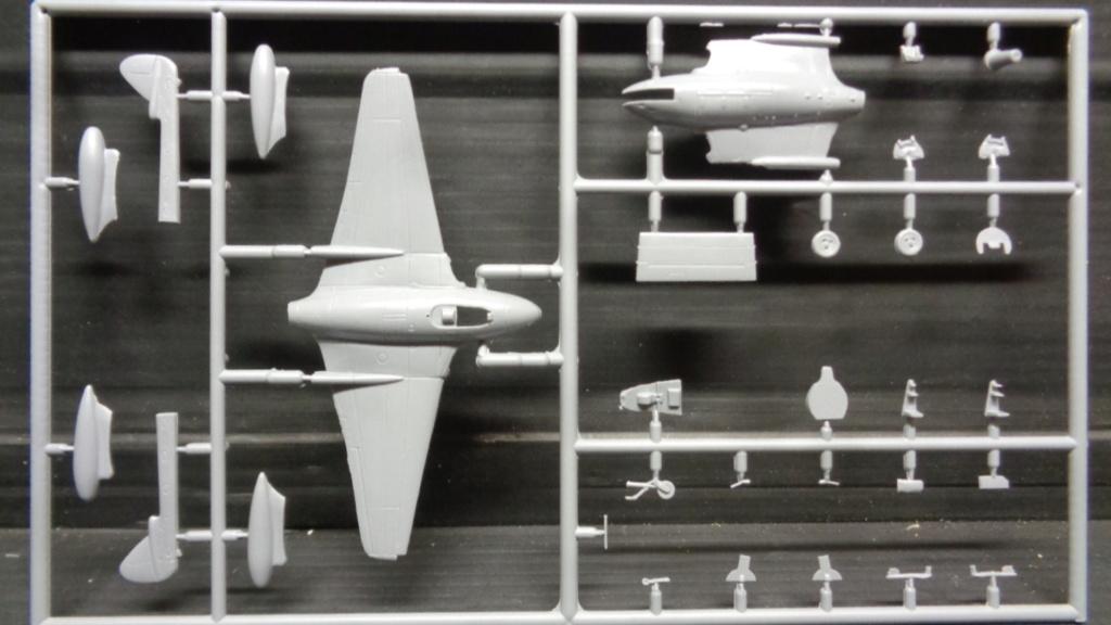 de Havilland Vampire FB.5/FB.51/FB.52A/Mk.6 Mark I Models 1:144 Dsc07635