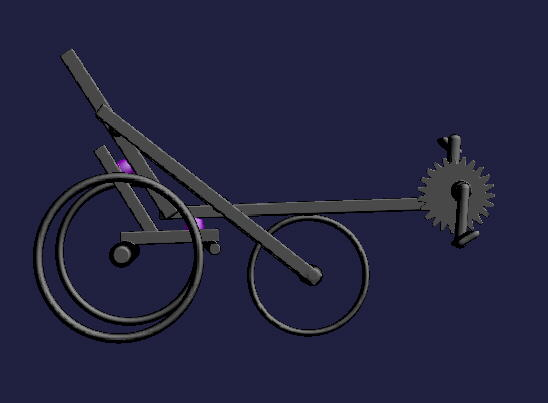 TRiACTION ........ le trike delta à traction directe Brider10