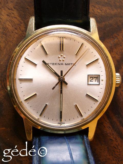 J'aime bien les montres Eterna... Eterna10