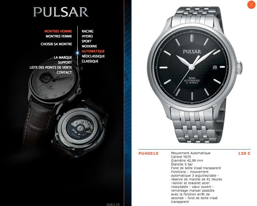 Montre pour mon copain (très petit budget) Pulsar13