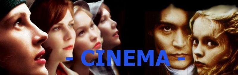 - Cinéma -