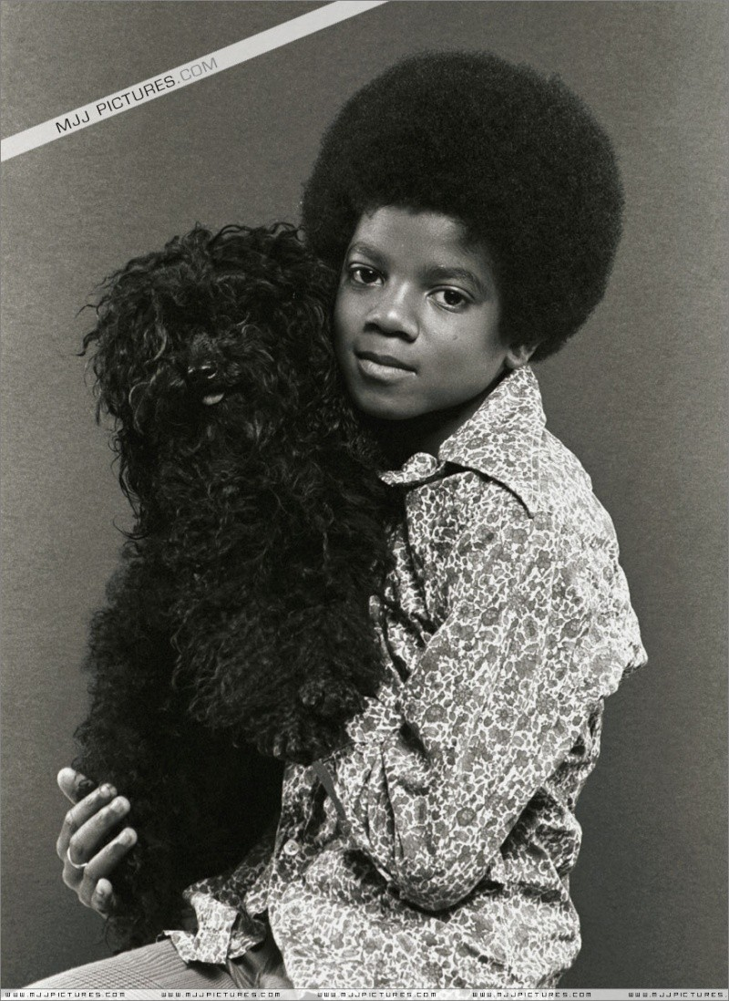 Collection MJ-Story : Michael et les animaux ^^ - Page 3 Gene_t10