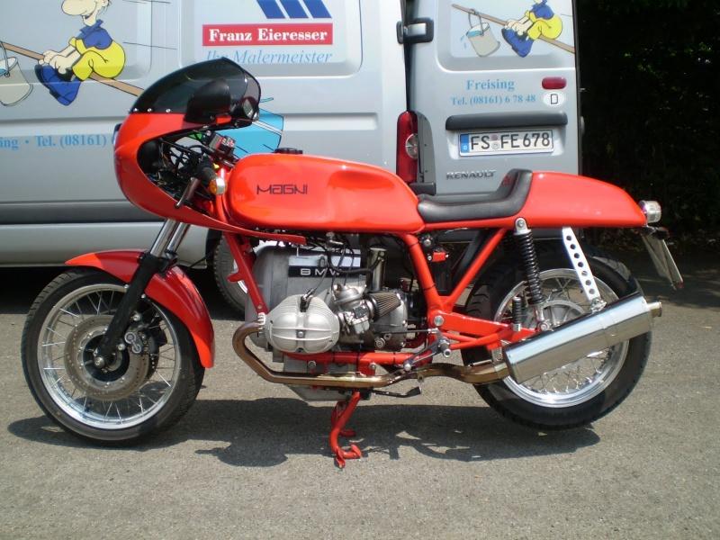 Cadre pour moteur BMW P7040010