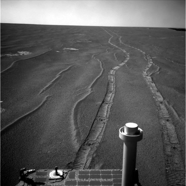 Opportunity va explorer le cratère Endeavour 1n275910