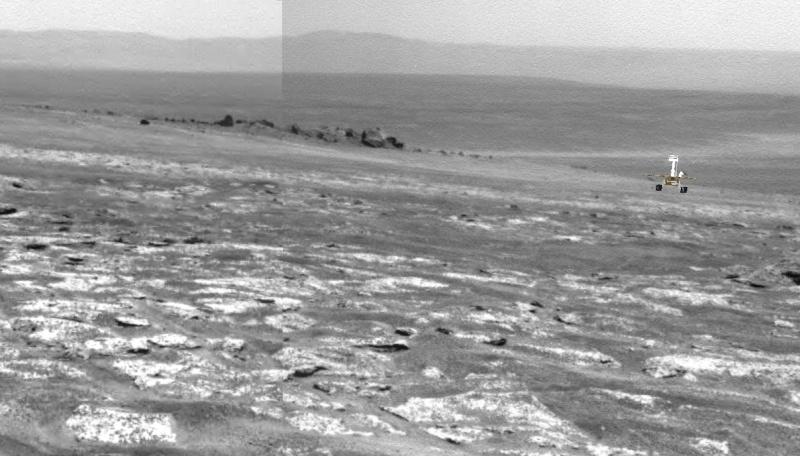 Opportunity et l'exploration du cratère Endeavour - Page 2 Image224