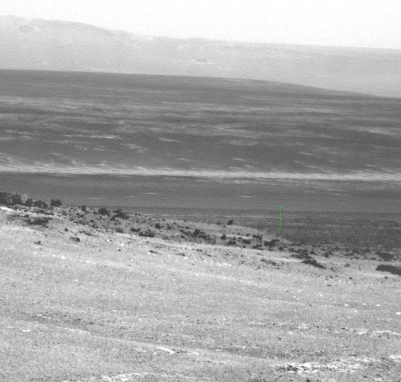 Opportunity et l'exploration du cratère Endeavour - Page 2 Image710