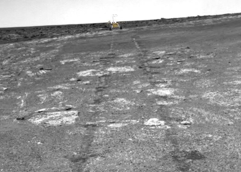 Opportunity et l'exploration du cratère Endeavour - Page 2 Image910