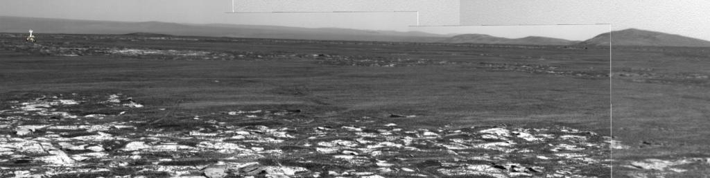 Opportunity va explorer le cratère Endeavour - Page 15 Sol26610