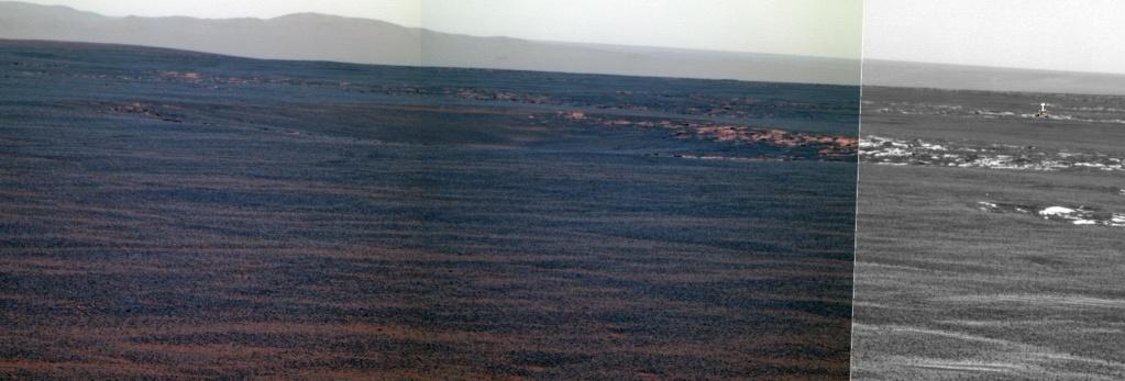 Opportunity va explorer le cratère Endeavour - Page 15 Sol_2610
