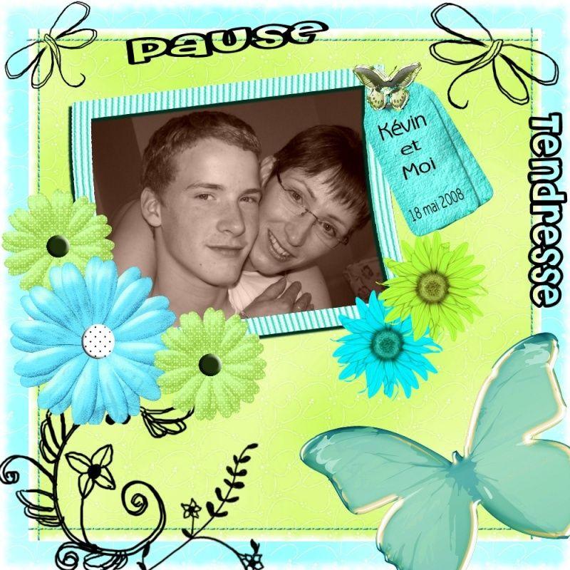 mes pages de scrap digital - Page 3 Kevin_10
