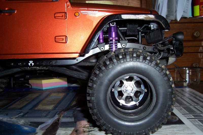 [ SCX10 Axial ] honcho land rover lr3 g4 - Page 3 100_3111