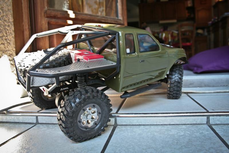 [ SCX10 Axial ] honcho land rover lr3 g4 Img_0814