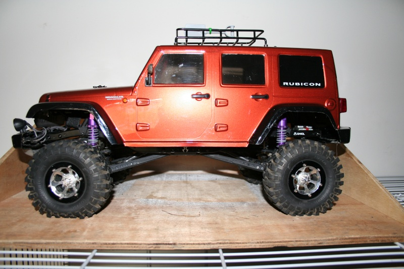 [ SCX10 Axial ] honcho land rover lr3 g4 - Page 3 Img_1113