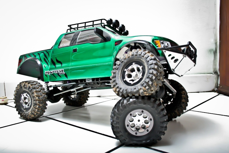 [ SCX10 Axial ] honcho land rover lr3 g4 - Page 5 Img_1417