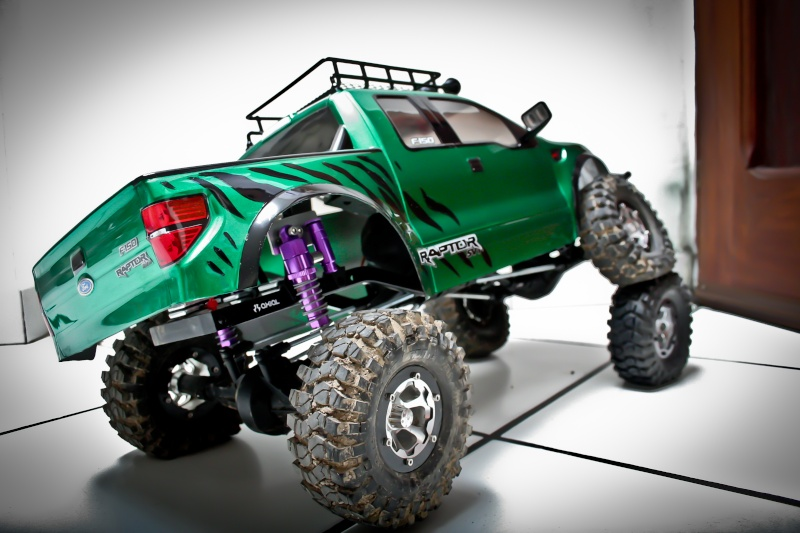 [ SCX10 Axial ] honcho land rover lr3 g4 - Page 5 Img_1418