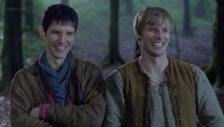 [Merlin] 4.12 & 4.13 The Sword in the Stone - Season Finale 110