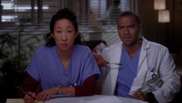 [Grey's] 8.08 Heart-Shaped Box Hko10510