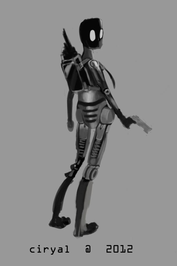 Ciryal Expo Robot10