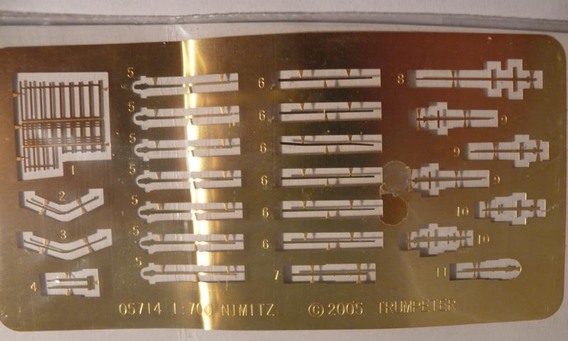 nimitz - USS NIMITZ 1/700 trumpeter 0910