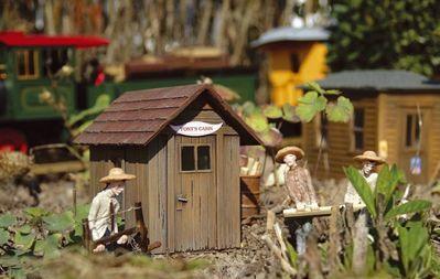 Reforma de la caseta de fusta PIKO 62261 6226110