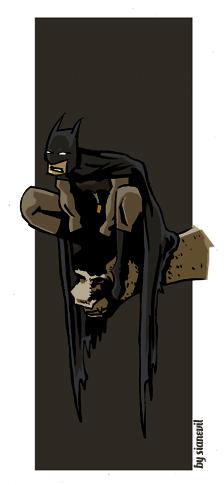 SIANEVIL  Batman10