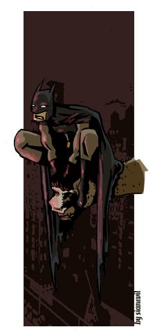 SIANEVIL  Batman11