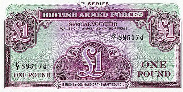 BAOR Bank Notes 16797a13