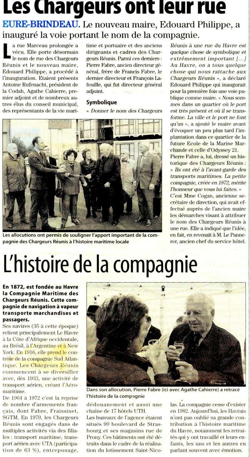 Le Havre - Rue des Chargeurs Réunis 2010-110