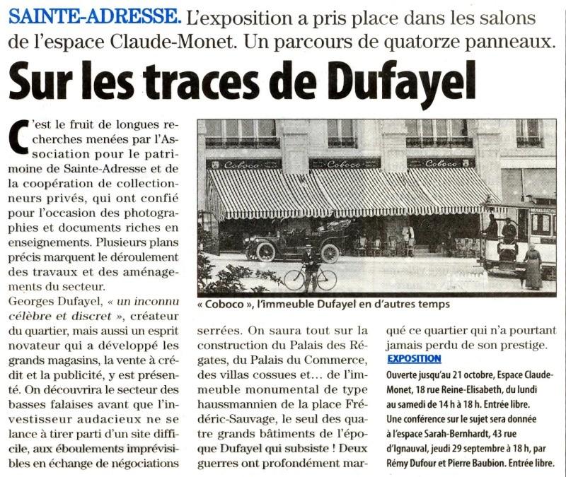 Sainte-Adresse - Sur les traces de Dufayel 2011-015