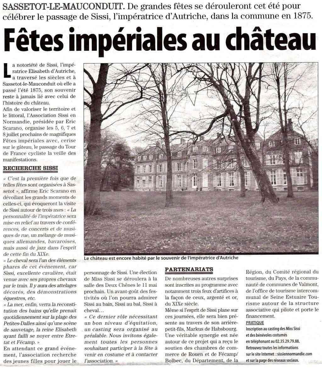 Fêtes impériales à Sassetot-le-Mauconduit 2012-018